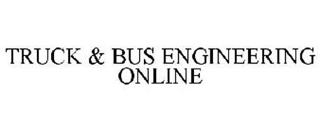 TRUCK & BUS ENGINEERING ONLINE