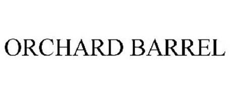 ORCHARD BARREL