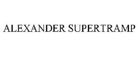 ALEXANDER SUPERTRAMP