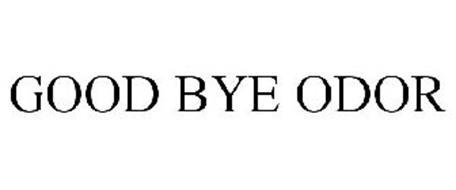 GOOD BYE ODOR