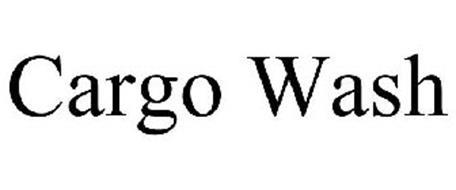 CARGO WASH