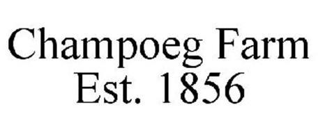 CHAMPOEG FARM EST. 1856