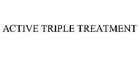ACTIVE TRIPLE TREATMENT
