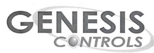 GENESIS CONTROLS