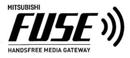 MITSUBISHI FUSE HANDSFREE MEDIA GATEWAY