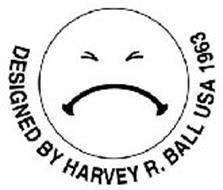 DESIGNED BY HARVEY R. BALL USA 1963