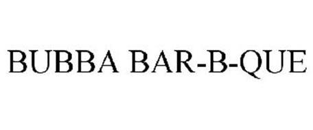 BUBBA BAR-B-QUE