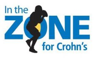 IN THE ZONE FOR CROHN'S