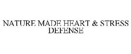 NATURE MADE HEART & STRESS DEFENSE