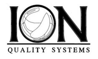 ION QUALITY SYSTEMS