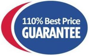 110% BEST PRICE GUARANTEE