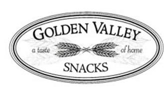GOLDEN VALLEY SNACKS A TASTE OF HOME