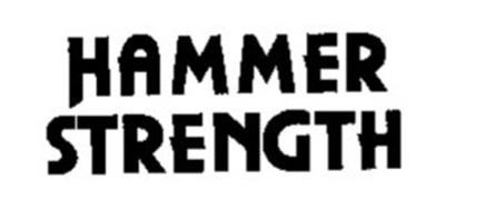HAMMER STRENGTH