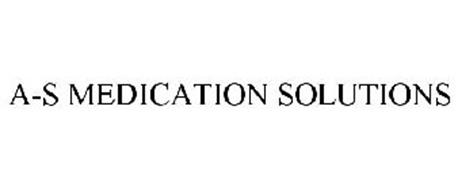 A-S MEDICATION SOLUTIONS