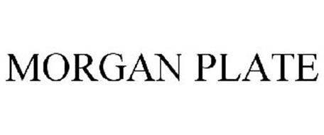 MORGAN PLATE