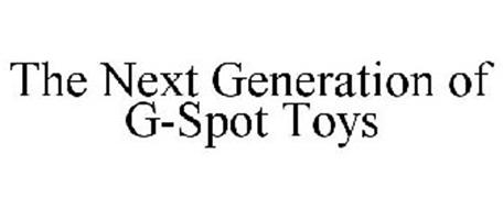 THE NEXT GENERATION OF G-SPOT TOYS