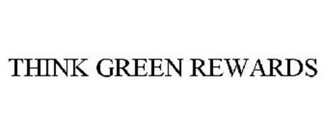 THINK GREEN REWARDS