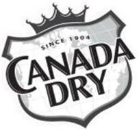 CANADA DRY SINCE 1904