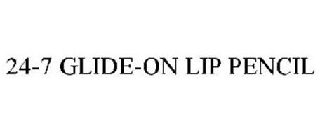 24-7 GLIDE-ON LIP PENCIL
