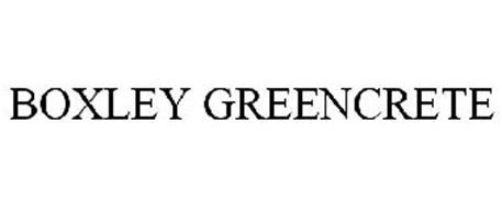 BOXLEY GREENCRETE