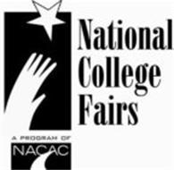 NATIONAL COLLEGE FAIRS A PROGRAM OF NACAC