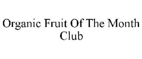 ORGANIC FRUIT OF THE MONTH CLUB