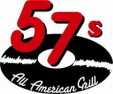 57S ALL AMERICAN GRILL