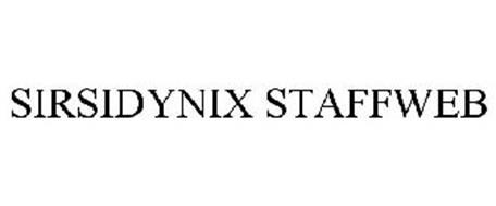 SIRSIDYNIX STAFFWEB