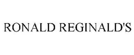 RONALD REGINALD'S