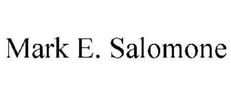 MARK E. SALOMONE
