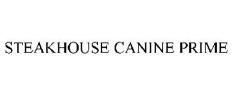 STEAKHOUSE CANINE PRIME