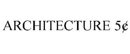 ARCHITECTURE 5¢