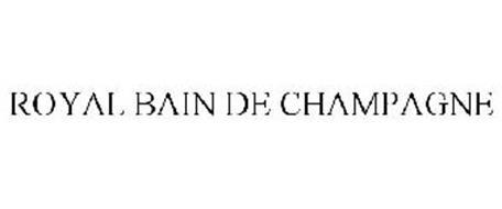 ROYAL BAIN DE CHAMPAGNE