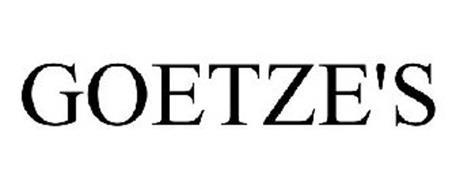 GOETZE'S