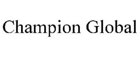 CHAMPION GLOBAL