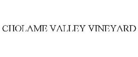 CHOLAME VALLEY VINEYARD