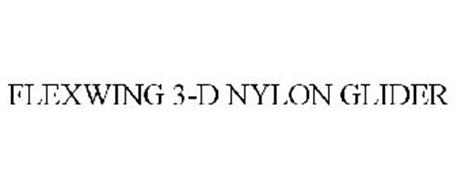 FLEXWING 3-D NYLON GLIDER