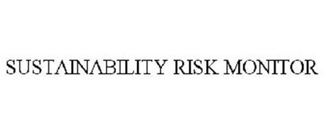 SUSTAINABILITY RISK MONITOR