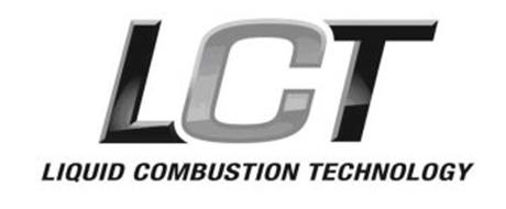 LCT LIQUID COMBUSTION TECHNOLOGY