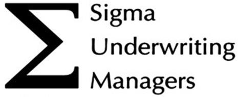 SIGMA UNDERWRITING MANAGERS