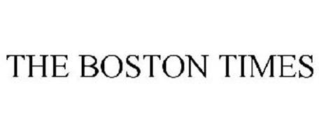 THE BOSTON TIMES