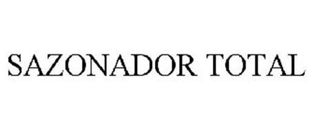 SAZONADOR TOTAL