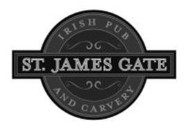 ST. JAMES GATE IRISH PUB AND CARVERY