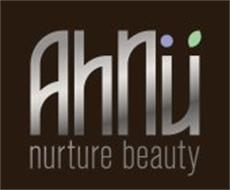 AHNU NURTURE BEAUTY
