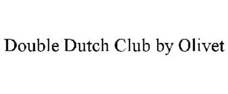 DOUBLE DUTCH CLUB BY OLIVET