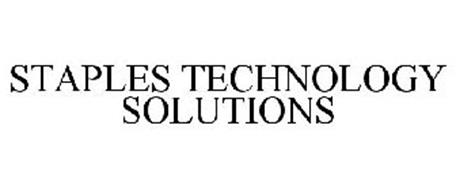 STAPLES TECHNOLOGY SOLUTIONS