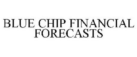 BLUE CHIP FINANCIAL FORECASTS