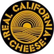REAL CALIFORNIA · CHEESE ·