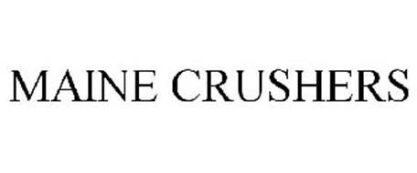MAINE CRUSHERS