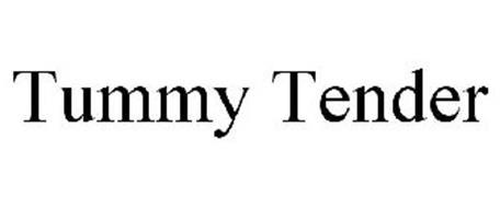 TUMMY TENDER